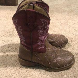 Roper Toddler Boots
